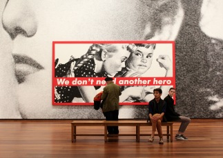 Untitled by Barbara Kruger, 1987