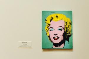 Green Marilyn by Andy Warhol, 1962