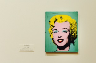 Green Marilyn by Andy Warhol, 1962